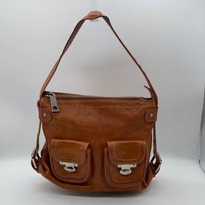 Marc Jacobs Quinn Y2K Mini Hobo Calf Leather Bag